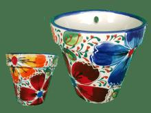 Maceta-cerámica